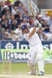 Cricket: England v Australia 4th Ashes Test Day Four Stock Photo