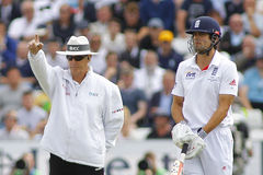Cricket: England v Australia 4th Ashes Test Day One Royalty Free Stock Images