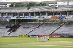 Cricket Ground de señor en Londres Imagenes de archivo