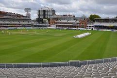 Cricket Ground de señor en Londres Fotografía de archivo