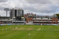 Cricket Ground de señor en Londres Foto de archivo