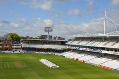 Cricket Ground de señor en Londres Fotos de archivo libres de regalías
