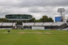 Cricket Ground de seigneur à Londres Images libres de droits
