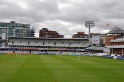 Cricket Ground de seigneur à Londres Image stock