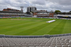 Cricket Ground de seigneur à Londres Photo stock