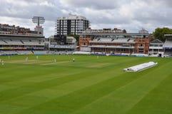 Cricket Ground de seigneur à Londres Photos stock