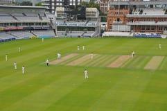 Cricket Ground de seigneur à Londres Photographie stock