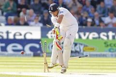 Cricket : L'Australie 4ème de l'Angleterre v incinère le jour quatre d'essai Photo stock