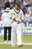 Cricket : L'Australie 4ème de l'Angleterre v incinère le jour quatre d'essai Photographie stock