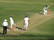 Cricket Batsman Stock Photography