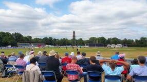 Cricket a Richmond, Londra Fotografia Stock Libera da Diritti