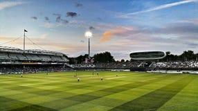 Cricket a signore, Londra Fotografia Stock Libera da Diritti