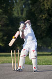 Cricket sport Stock Images