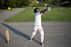 Cricket sport Royalty Free Stock Photos