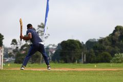 Cricket sports in Sri Lanka. The cricket sports in Sri Lanka Royalty Free Stock Images