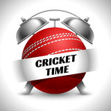 Cricket Time Royalty Free Stock Photo