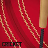 Cricket vector Stock Images