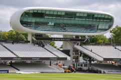 Cricketplatz Lords in London stockfoto