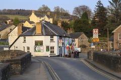 Crickhowell pub fotografia royalty free