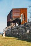Cricoteka, le centre pour la documentation de l'art de Tadeusz Kantor, Pologne Images libres de droits