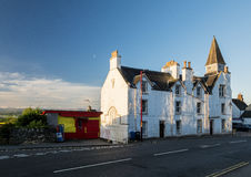 Crieff Village royalty free stock images