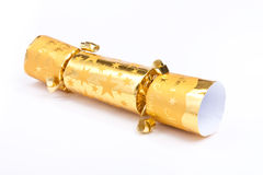 Crimbo Cracker Royalty Free Stock Image