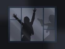 Crime Stock Image