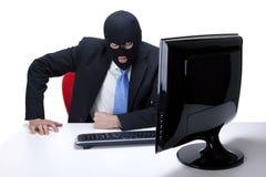 Crime do negócio foto de stock royalty free