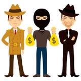 Crime Profession People Stock Photos