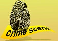 Crime scene Stock Photos
