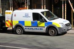 Crime Scene Investigation Stock Image