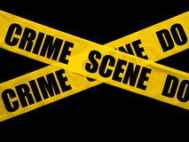 Crime scene royalty free stock photography