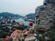Balaklava. Crimea, Balaklava. So beautiful place in this world royalty free stock images