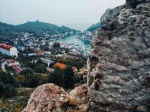 Balaklava. Crimea, Balaklava. So beautiful place in this world stock photos