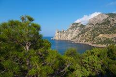 Crimea stock image