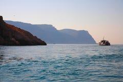 Crimea. Black Sea Stock Photography