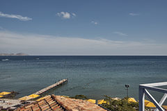 Crimea. Black Sea. Koktebel Stock Photos