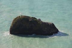 Crimea.Cape Fiolent Stock Photos