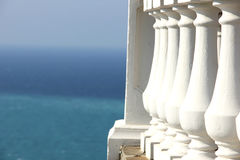 Crimea.Cape Fiolent Royalty Free Stock Images