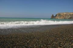 Crimea.Cape Fiolent Royalty Free Stock Image
