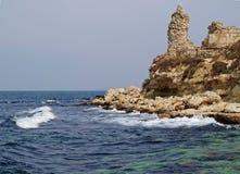 Crimea. Chersonese. Foto de archivo