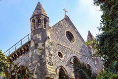 Crimea Church or Crimean Memorial Church Istanbul's Beyoglu dist. Istanbul, Turkey - September 9, 2012: Crimea or the Crimean Memorial Church is the Church of Stock Photo
