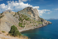 Crimea coast Stock Photos