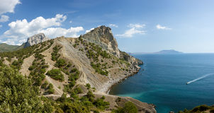 Crimea coast Stock Photography