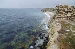 Crimea coast Royalty Free Stock Photo