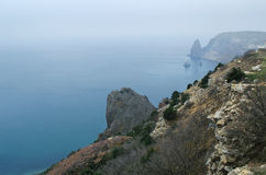 Crimea coast Stock Photo