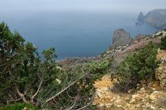 Crimea coast Royalty Free Stock Photography