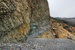 Crimea coast Stock Photos