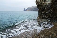 Crimea coast Royalty Free Stock Image
