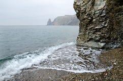 Crimea coast Stock Image
